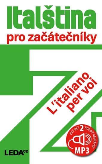 Janešová Jarmila: Italština pro začátečníky /L'Italiano per voi + CDmp3