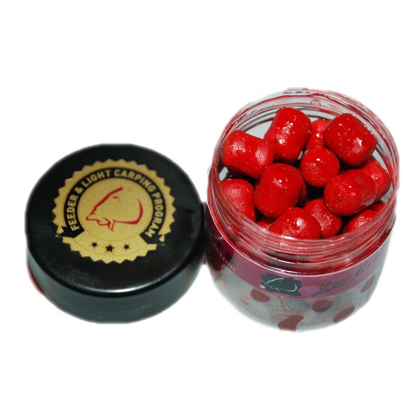 Lk Baits rybářské nástrahy balanc pellets 12 mm 150 ml wild strawberry