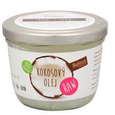 Sefiros Kokosový olej BIO RAW 180 ml