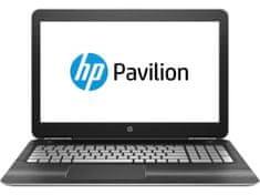 HP prenosnik Pavilion 15-bc201nm i5-7300HQ/8GB/1TB HDD+128GB SSD/15,6FHD/GTX1050 2GB/FreeDOS (1GM80EA)