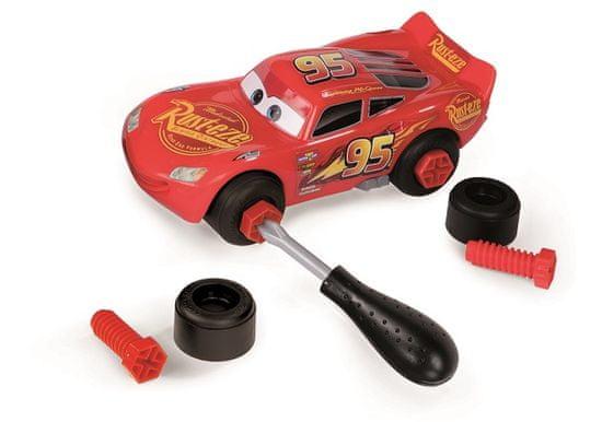 Smoby Cars 3 Szerelőműhely
