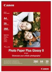 Canon foto papir PP-201, A4, 20 kosov