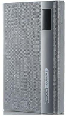 REMAX PowerBank RPP-53 Linon (10000 mAh), šedá