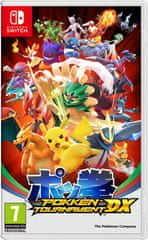 Nintendo igra Pokkén Tournament DX (Switch)