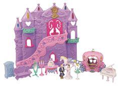Teddies Hrad/palác pro princezny s doplňky