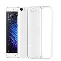 Ultra tanek silikonski ovitek za Xiaomi Mi5, prozoren