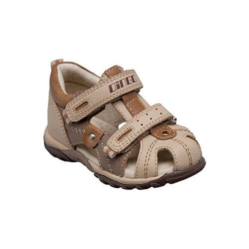 SANTÉ Zdravotní obuv dětská MY/688 beige (Velikost vel. 23)