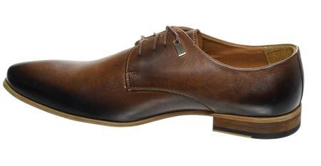 PAOLO GIANNI férfi cipő 45 barna