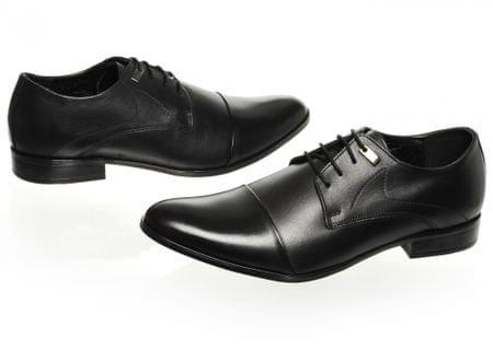 PAOLO GIANNI férfi cipő 45 fekete