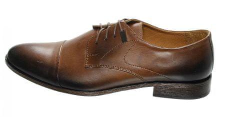 PAOLO GIANNI férfi cipő 41 barna