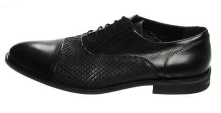 PAOLO GIANNI férfi cipő 44 fekete