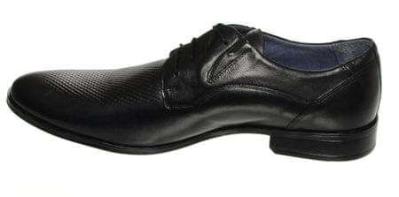 PAOLO GIANNI moška obutev 42 črna