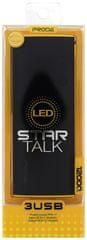 REMAX PowerBank PPP-11 Proda Star Talk (12000 mAh), černá