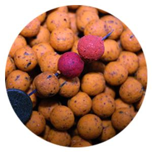 Lk Baits boilies Mini 500 g 12 mm lesní jahoda