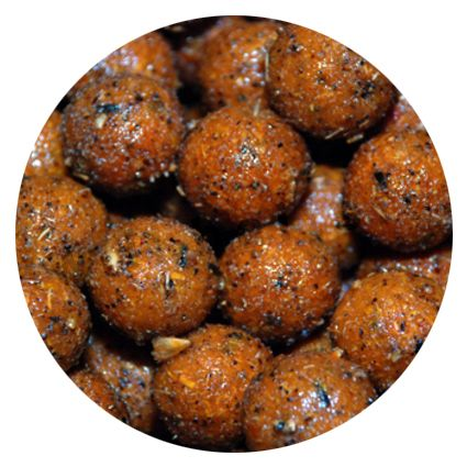Lk Baits Boilie Amur special Spice Shrimp spice shrimp, 5 kg