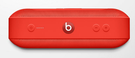 Beats Bluetooth zvočnik Pill+, rdeča