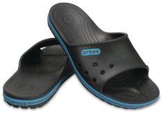 Crocs natikači Crocband II, sivi/modri