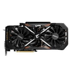 Gigabyte grafična kartica GeForce GTX 1080 Ti Aorus Extreme, 11GB GDDR5X (GV-N108TAORUS X-11GD)