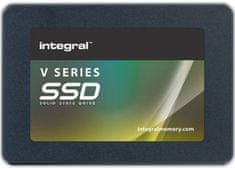 "Integral SSD disk 120GB SSD V Series TLC NAND SATA3 6,35 cm (2.5"") + 9mm adapter"