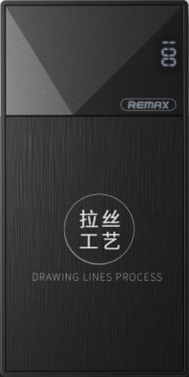 REMAX PowerBank RPP-55 Thoway (10000 mAh), černá