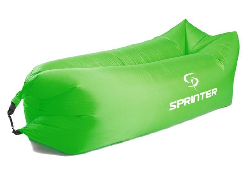 Sprinter Nafukovací vak zelený