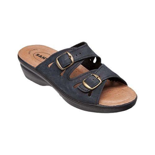 SANTÉ Zdravotní obuv dámská PO/5146 černá (Velikost vel. 42)