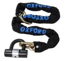 Oxford ključavnica z verigo HD Loop Lock