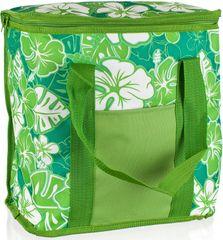 Happy Green Taška chladiaca veľká Green Flower
