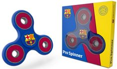 ADC Blackfire Spinner FC Barcelona - modrý