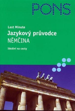 Jazykový průvodce - Němčina - Last minute