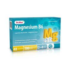 Dr.Max magnesium b6 100 tbl