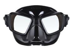 Maska ZERO 3 černý silikon, Omer
