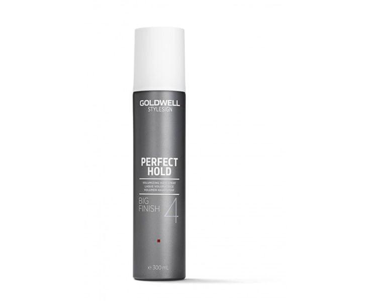 GOLDWELL Lak na vlasy pro objem Big Finish 4 Stylesign Volume (Perfect Hold Volume Hair Spray) (Objem 500 ml