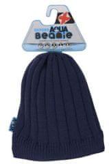 Oxford kapa Aqua Beanie, modra