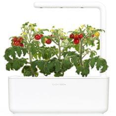 Click and Grow inteligentný kvetináč na pestovanie byliniek, zeleniny, kvetov a stromov - Smart Garden 3, biela