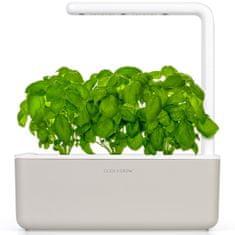 Click and Grow inteligentný kvetináč na pestovanie byliniek, zeleniny, kvetov a stromov - Smart Garden 3, béžová