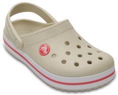 Crocs Crocband Clog K Stucco/Melon