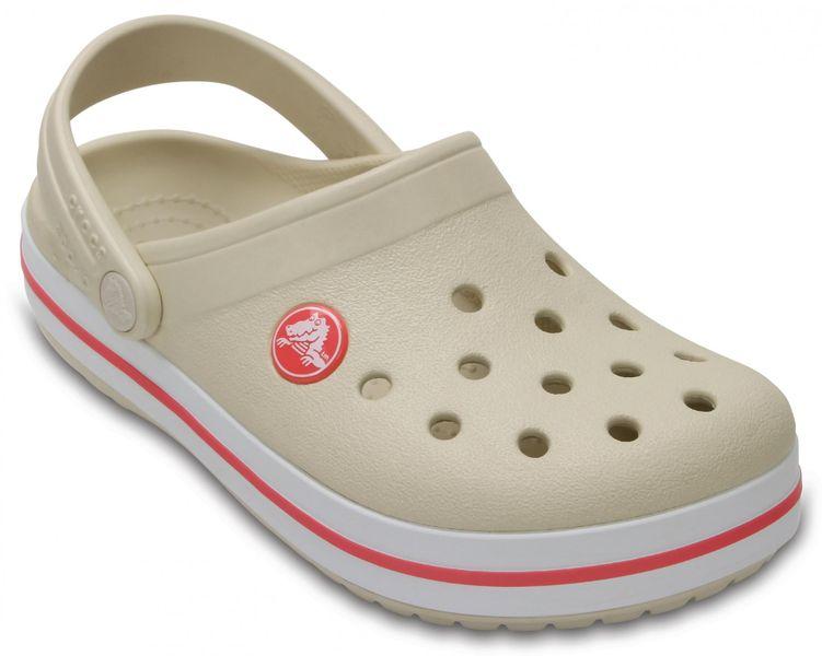 Crocs Crocband Clog K Stucco/Melon 25.5