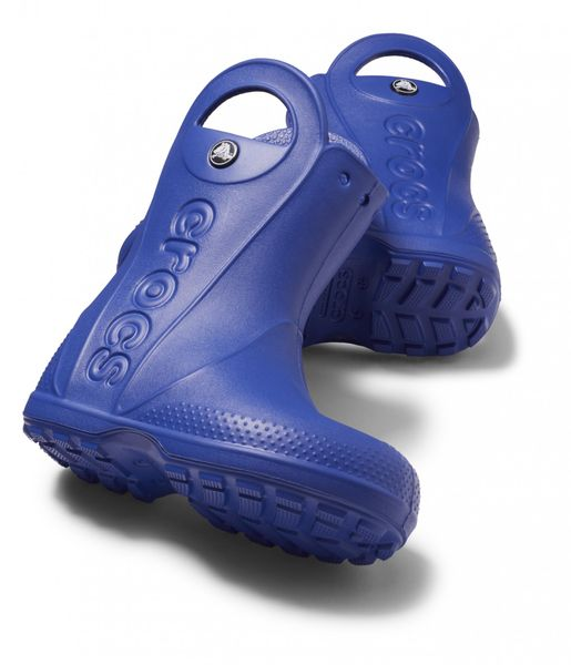 Crocs Handle It Rain Boot Kids Blue 25.5