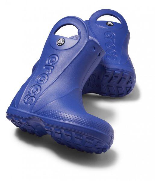 Crocs Handle It Rain Boot Kids Blue 24.5