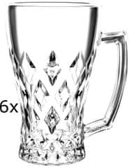 Previosa čajne čaše, 6 kosov