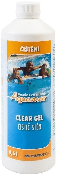 Aquamar Clear Gel 0,6 l