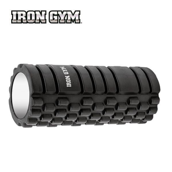 Iron Gym Masážní válec s výstupky