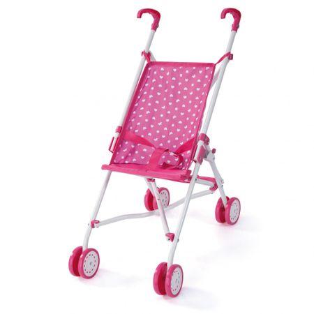 Bayer Design voziček za punčke Buggy, vijola