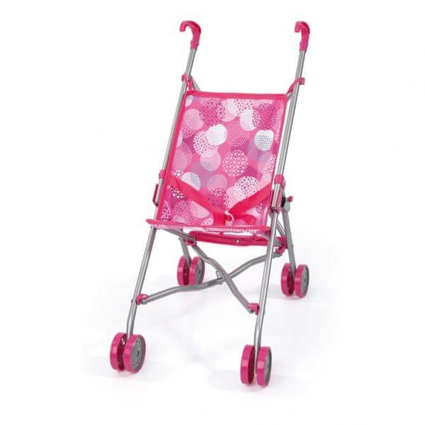 Bayer Design Golfový kočárek Buggy, růžová/šedá