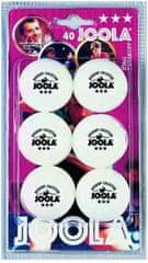 Joola žogice za namizni tenis Rossi, 6 kosov, bele