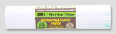 Piskar Oxo-Bio vreče za biološke odpadke 300 L / 8 kosov