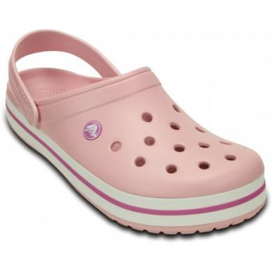 Crocs Crocband-Pearl Pink/Wild Orchid 41.5