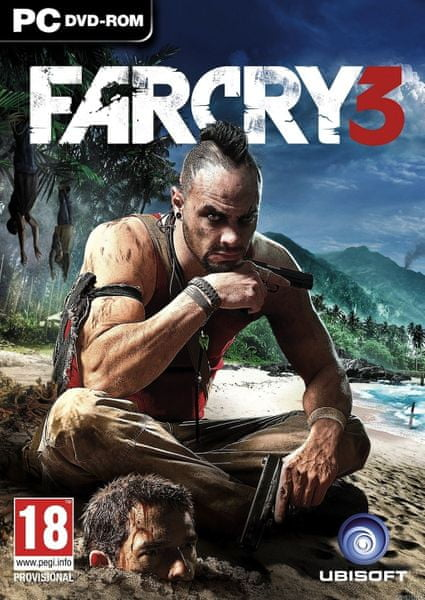 Ubisoft Far Cry 3 / PC