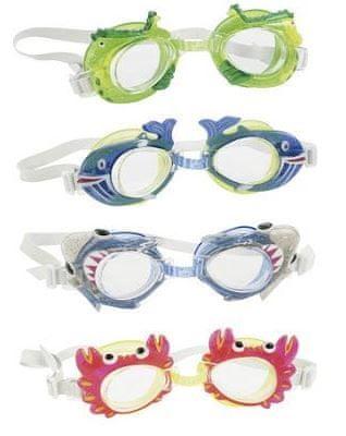 Hudora otroška plavalna očala Sea Monster